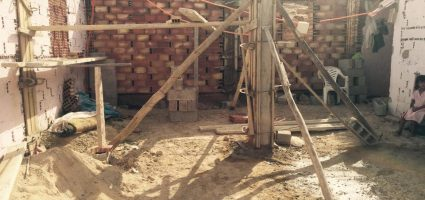 """Steun project """"Maak huizen leefbaar""""!"""
